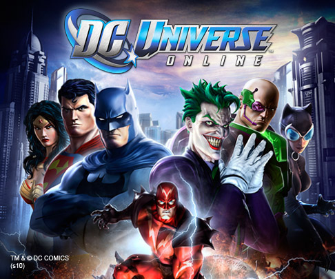 Hands-on – DC Universe Online