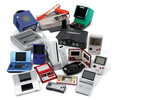 Throughout The Ages – Nintendo