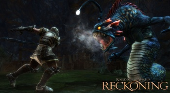 Kingdoms of Amalur: Reckoning plays like God of Warcraft