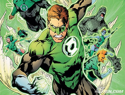 Green Lantern comics – An introduction