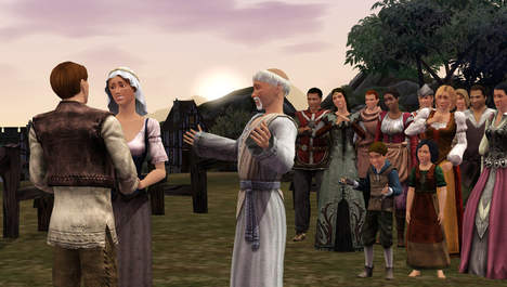 Hands-on – The Sims: Medieval
