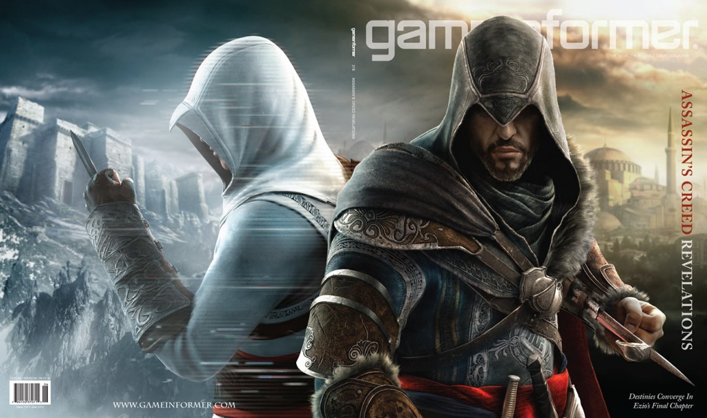 Ubisoft lifts tip of the veil – Assassin's Creed Revelations