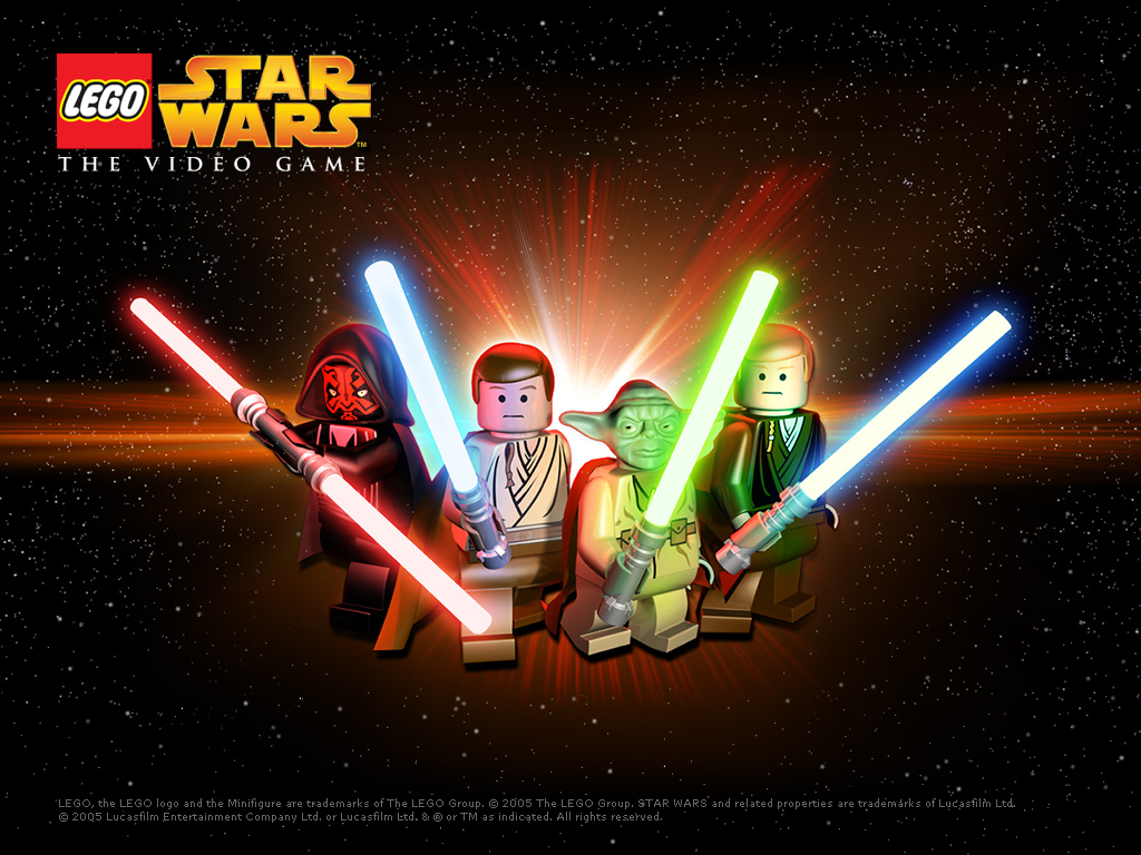 Videogames & Lego: PerfectHarmony