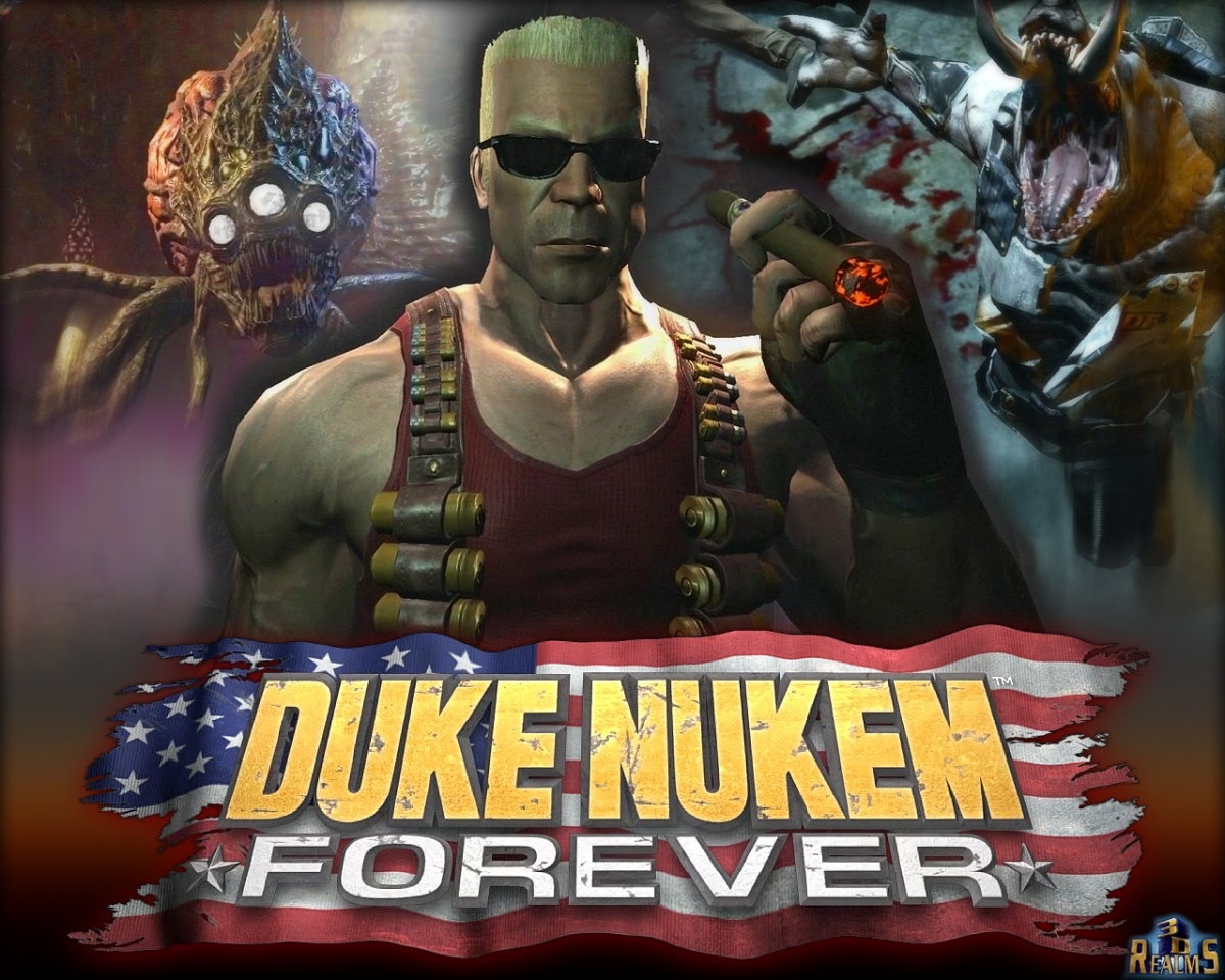 Hands-on – Duke NukemForever