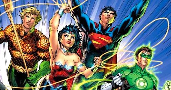 DC Comics Rebooting Entire Universe