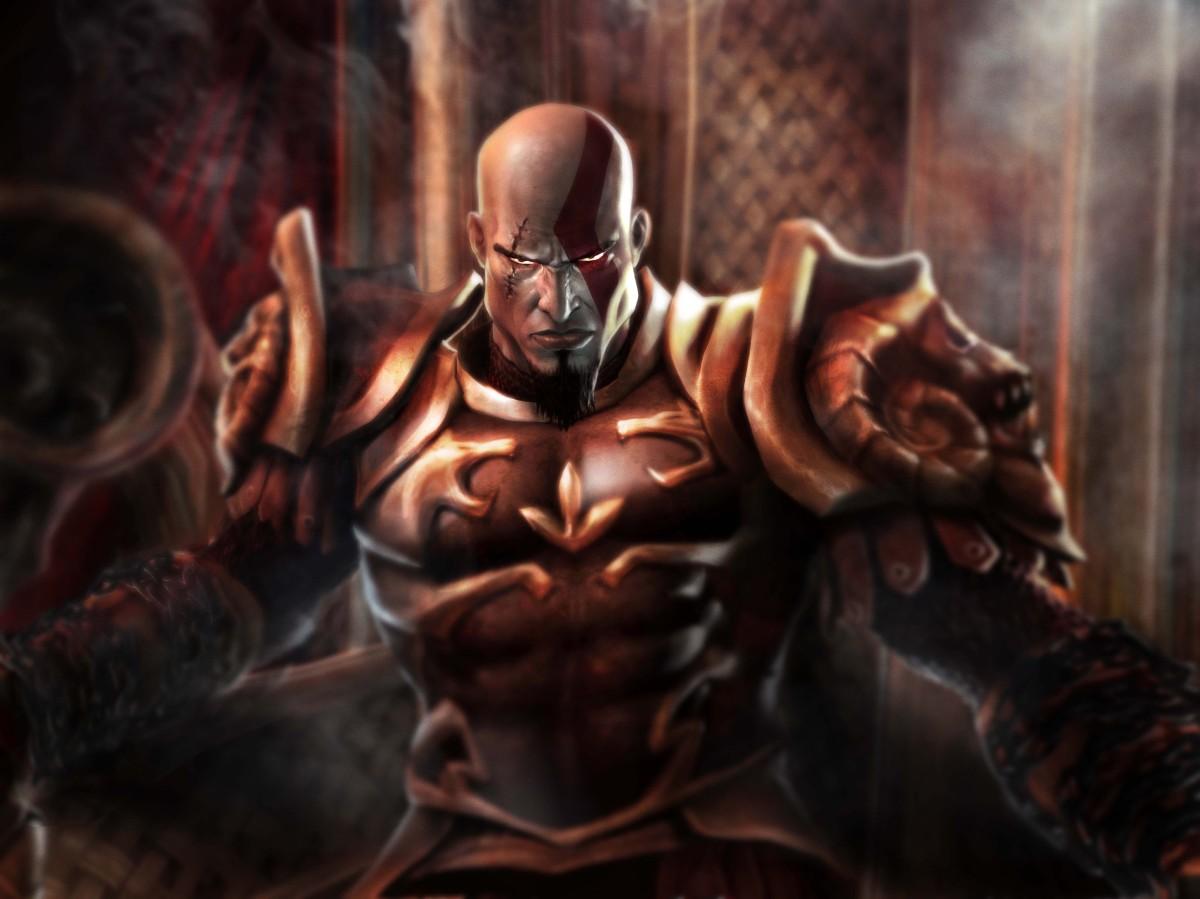 Character Bio –Kratos