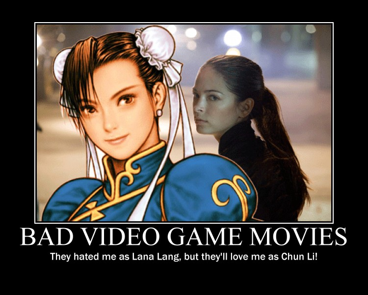 Why Movies Based On Video Games Are So Bad