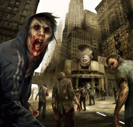 How To Survive A Zombie Apocalypse In 6 Steps